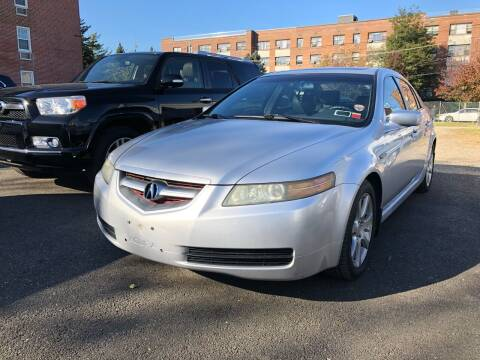 2005 Acura TL for sale at OFIER AUTO SALES in Freeport NY