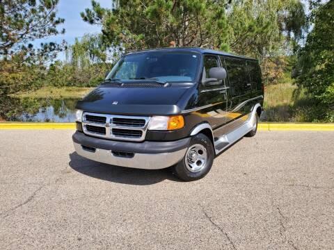2000 Dodge Ram Van for sale at Excalibur Auto Sales in Palatine IL