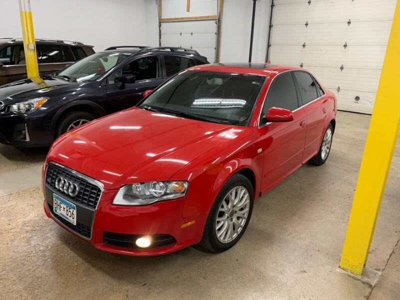 2008 Audi A4 for sale at The Car Buying Center in St Louis Park MN