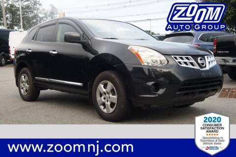 2013 Nissan Rogue for sale at Zoom Auto Group in Parsippany NJ
