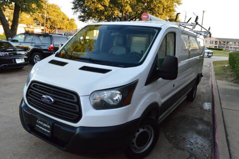2015 Ford Transit Cargo for sale at E-Auto Groups in Dallas TX