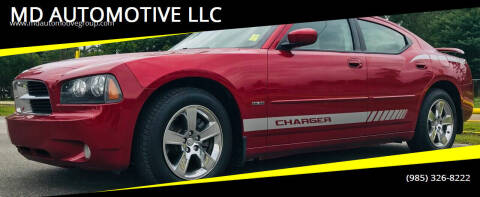 2008 Dodge Charger for sale at MD AUTOMOTIVE LLC in Slidell LA