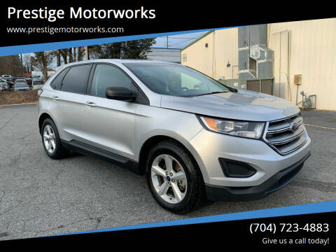 2017 Ford Edge for sale at Prestige Motorworks in Concord NC