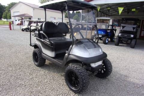 2017 Club Car Precedent 4 Passenger 48 Volt for sale at Area 31 Golf Carts - Electric 4 Passenger in Acme PA