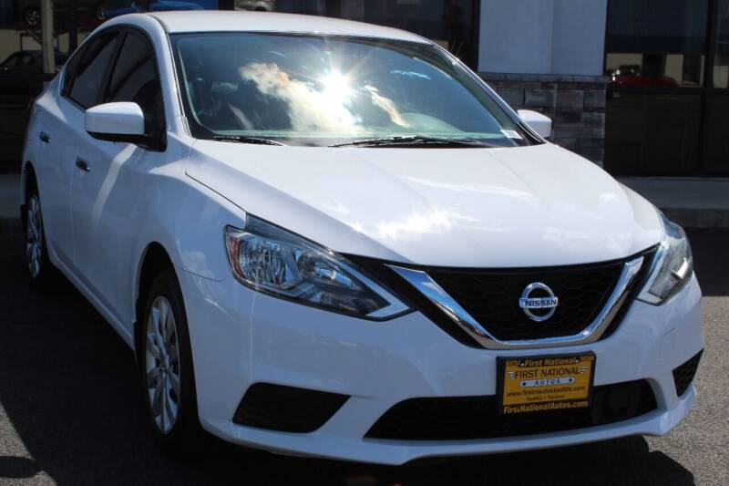 2019 Nissan Sentra for sale in Lakewood, WA