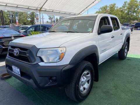 2012 Toyota Tacoma for sale at San Jose Auto Outlet in San Jose CA