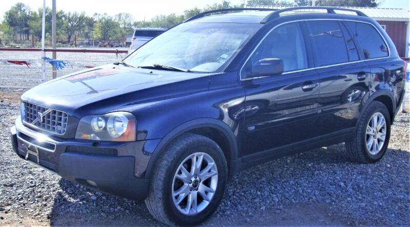 2005 Volvo XC90 for sale at Advantage Auto Sales in Wichita Falls TX