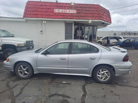 2004 Pontiac Grand Am for sale at Savior Auto in Independence MO