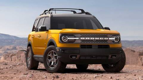 2021 Ford Bronco Sport for sale at Diamante Leasing in Brooklyn NY