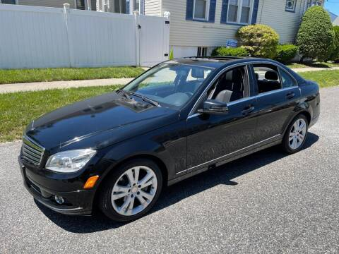 2010 Mercedes-Benz C-Class for sale at Jordan Auto Group in Paterson NJ
