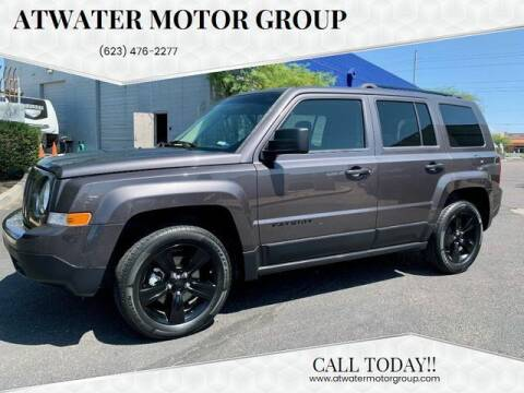 2015 Jeep Patriot for sale at Atwater Motor Group in Phoenix AZ