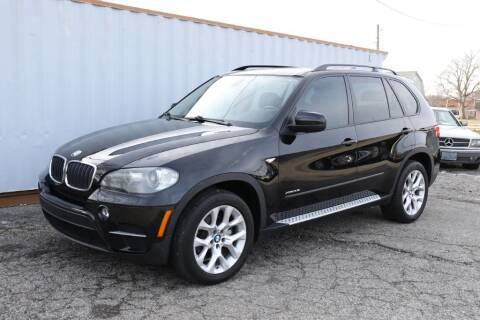 2011 BMW X5 for sale at Queen City Classics in West Chester OH