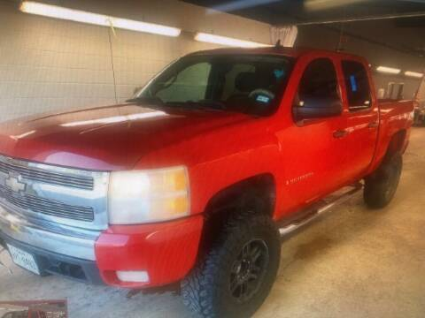 2007 Chevrolet Silverado 1500 for sale at Race Auto Sales in San Antonio TX