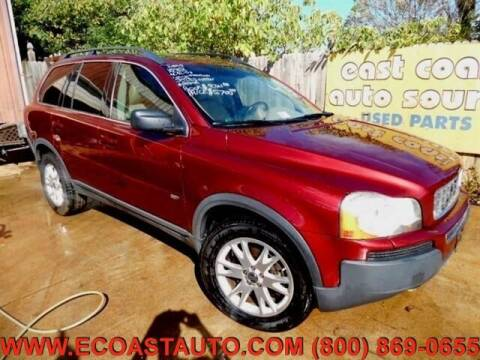 2005 Volvo XC90 for sale at East Coast Auto Source Inc. in Bedford VA