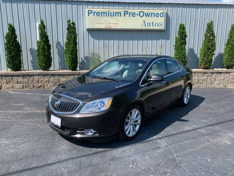 2016 Buick Verano for sale at PREMIUM PRE-OWNED AUTOS in East Peoria IL
