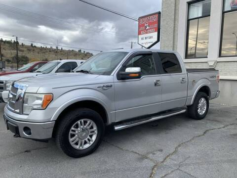 2010 Ford F-150 for sale at SCOTTIES AUTO SALES in Billings MT