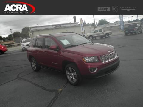 2017 Jeep Compass for sale at BuyRight Auto in Greensburg IN