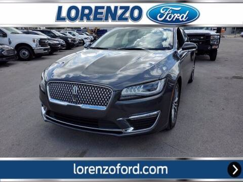 2020 Lincoln MKZ for sale at Lorenzo Ford in Homestead FL
