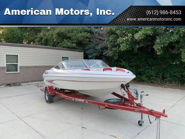 2001 Glastron SX175 for sale at American Motors, Inc. in Farmington MN