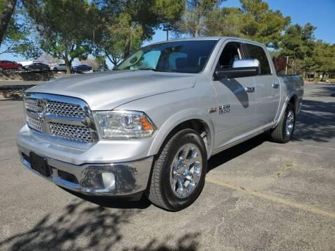 2014 RAM Ram Pickup 1500 for sale at Matador Motors in Sacramento CA