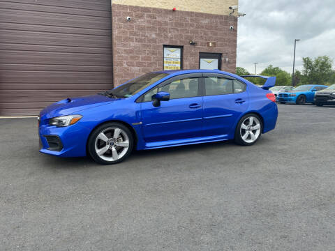 2019 Subaru WRX for sale at CarNu  Sales in Warminster PA