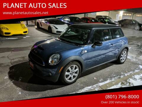 2010 MINI Cooper for sale at PLANET AUTO SALES in Lindon UT