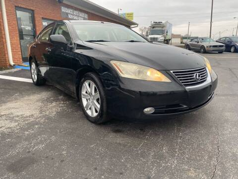 2007 Lexus ES 350 for sale at Guidance Auto Sales LLC in Columbia TN