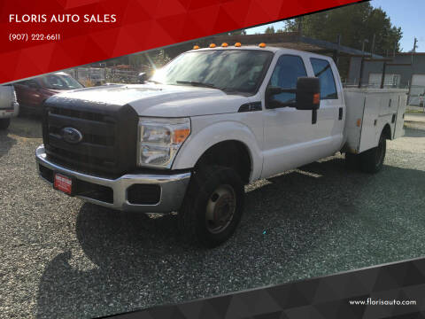 2012 Ford F-350 Super Duty for sale at FLORIS AUTO SALES in Anchorage AK