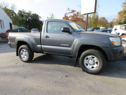 2009 Toyota Tacoma for sale at ABC AUTO LLC in Willimantic CT