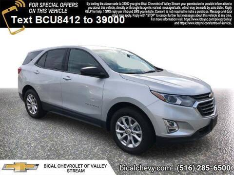 2019 Chevrolet Equinox for sale at BICAL CHEVROLET in Valley Stream NY