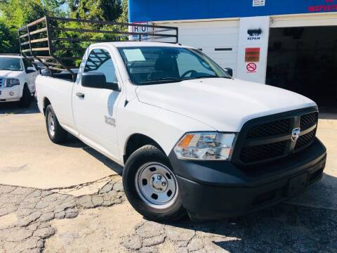2016 RAM Ram Pickup 1500 for sale at Capital Motors in Raleigh NC