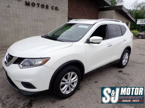 2014 Nissan Rogue for sale at S & J Motor Co Inc. in Merrimack NH