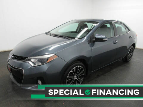 2016 Toyota Corolla for sale at Automotive Connection in Fairfield OH