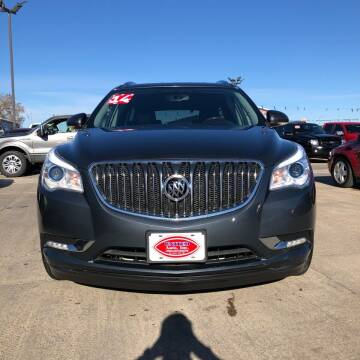 2014 Buick Enclave for sale at UNITED AUTO INC in South Sioux City NE