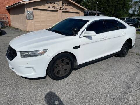 2013 Ford Taurus for sale at Auto Mart in North Charleston SC