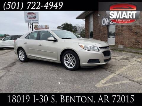 2015 Chevrolet Malibu for sale at Smart Auto Sales of Benton in Benton AR