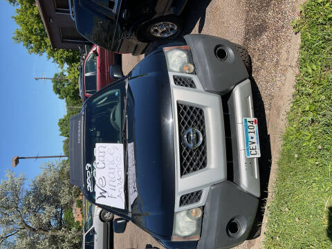 2009 Nissan Xterra for sale at Continental Auto Sales in White Bear Lake MN