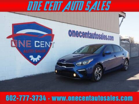 2020 Kia Forte for sale at One Cent Auto Sales in Glendale AZ