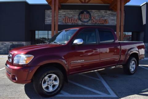 2006 Toyota Tundra for sale at JW Auto Sales LLC in Harrisonburg VA