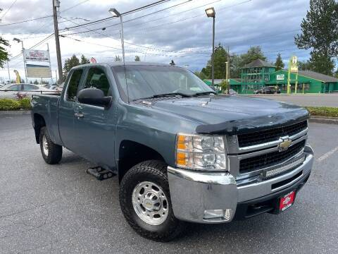 2010 Chevrolet Silverado 2500HD for sale at Real Deal Cars in Everett WA