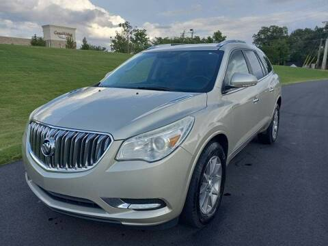 2013 Buick Enclave for sale at Happy Days Auto Sales in Piedmont SC