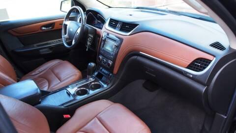 2015 Chevrolet Traverse for sale at Okaidi Auto Sales in Sacramento CA