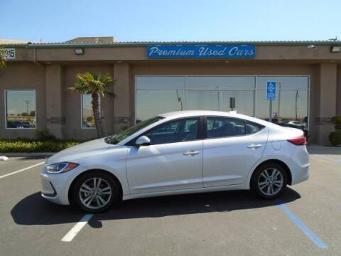 2018 Hyundai Elantra for sale at Family Auto Sales in Victorville CA
