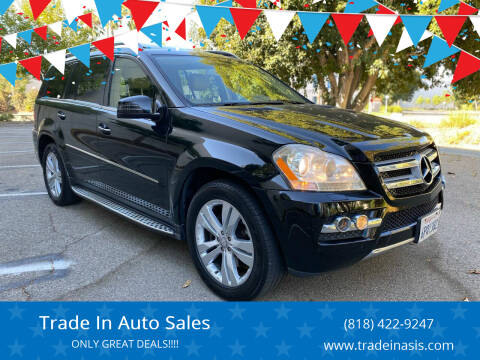 2011 Mercedes-Benz GL-Class for sale at Trade In Auto Sales in Van Nuys CA
