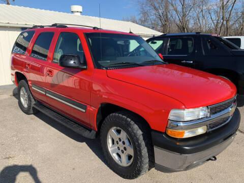 2005 Chevrolet Tahoe for sale at Ol Mac Motors in Topeka KS