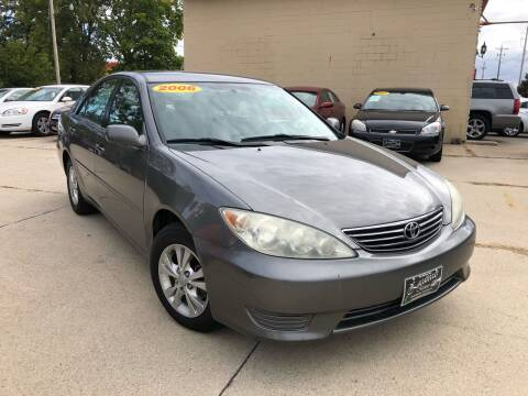 2006 Toyota Camry for sale at Zacatecas Motors Corp in Des Moines IA