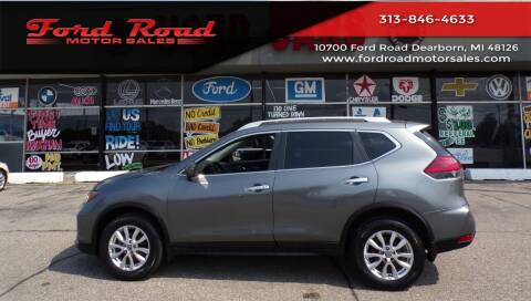 2017 Nissan Rogue for sale at Ford Road Motor Sales in Dearborn MI