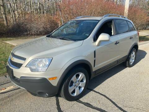 2013 Chevrolet Captiva Sport for sale at Padula Auto Sales in Braintree MA