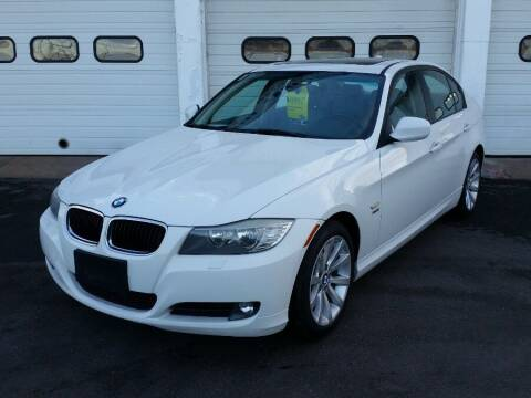 2011 BMW 3 Series for sale at Action Automotive Inc in Berlin CT