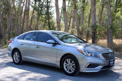 2016 Hyundai Sonata for sale at Northwest Premier Auto Sales in West Richland WA